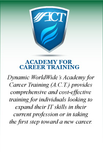 ACT - Academy For Career Training